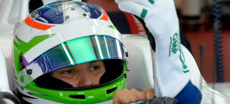Illustration for article titled Simona De Silvestro Out At Sauber; Susie Wolff, You're Our Only Hope