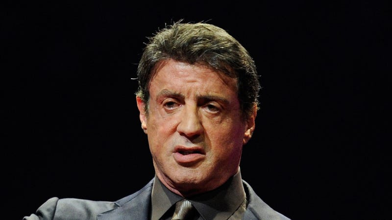 Illustration for article titled Sylvester Stallone Releases Heartbreaking Statement About Son Sage's Death