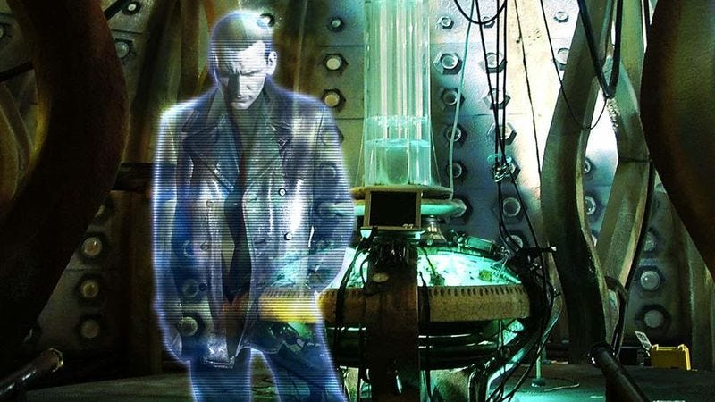 "Illustration for article titled Doctor Who: ""Boom Town""/""Bad Wolf""/""The Parting Of The Ways"""