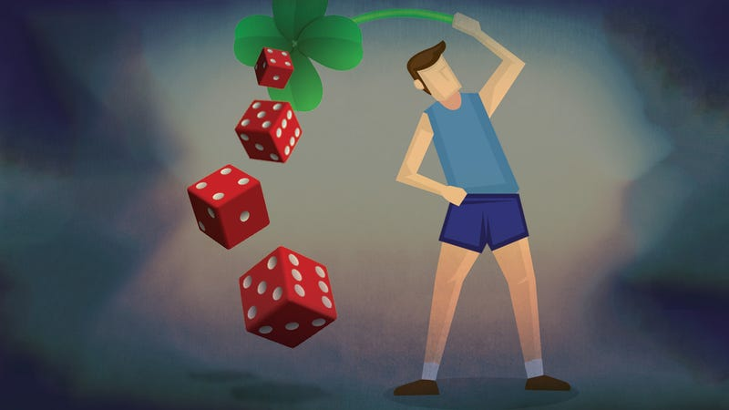 Illustration for article titled How to Create Your Own Luck