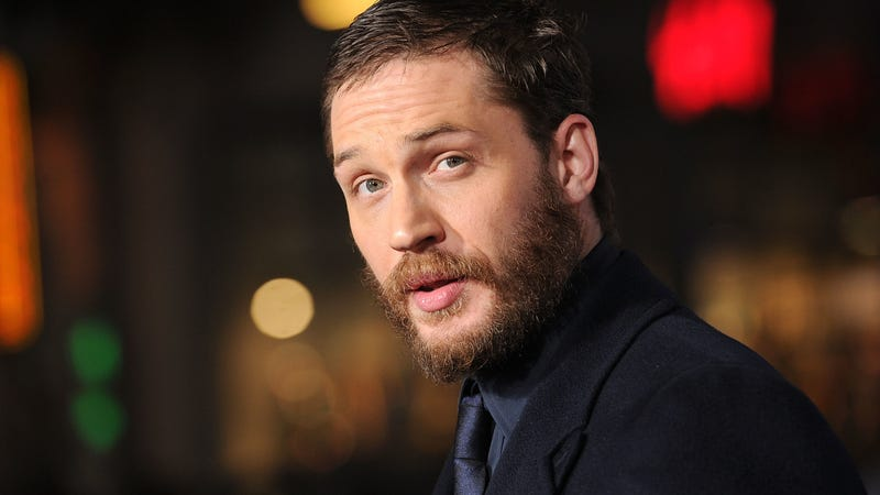Illustration for article titled Tom Hardy dismisses rumors that we won't see the symbiote until the end of Venom