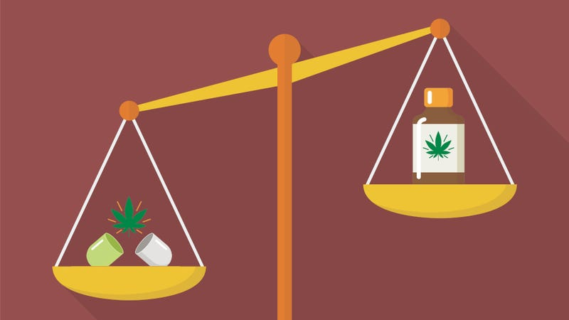 Illustration for article titled How Medical Marijuana Works, and Its Complicated Legal Status