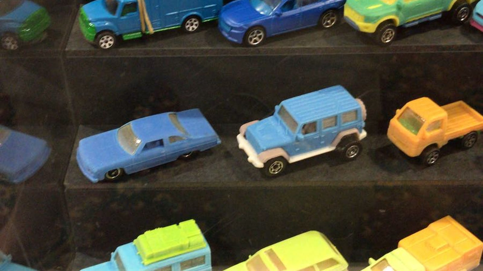 Closer look at some 2019 Matchbox models, courtesy of T ...