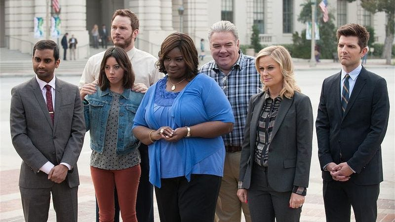 Future problem solvers: How Parks And Recreation beat the odds and went out on top