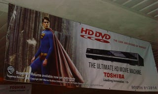 Illustration for article titled Prediction: HD DVD Not Dead, Toshiba Will Produce Dual Format HD Players