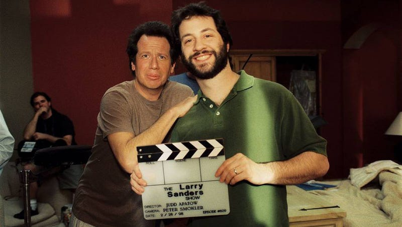 Illustration for article titled Judd Apatow insists the world remember how important Garry Shandling was