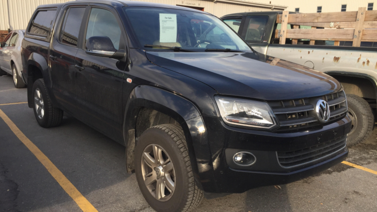There S An Awesome Volkswagen Amarok For Sale In The U S But You