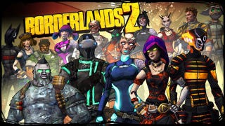 Illustration for article titled New Borderlands 2 DLCs Add a Myriad of Skins, Heads