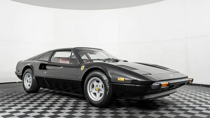 Illustration for article titled At $39,999, Is This 1979 Ferrari 308 GTS Worth Selling a Kidney?