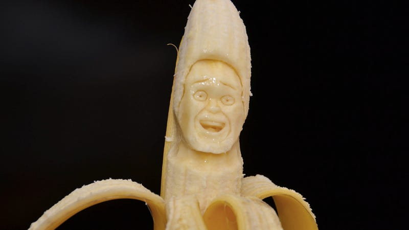 Illustration for article titled How a Banana Becomes Art