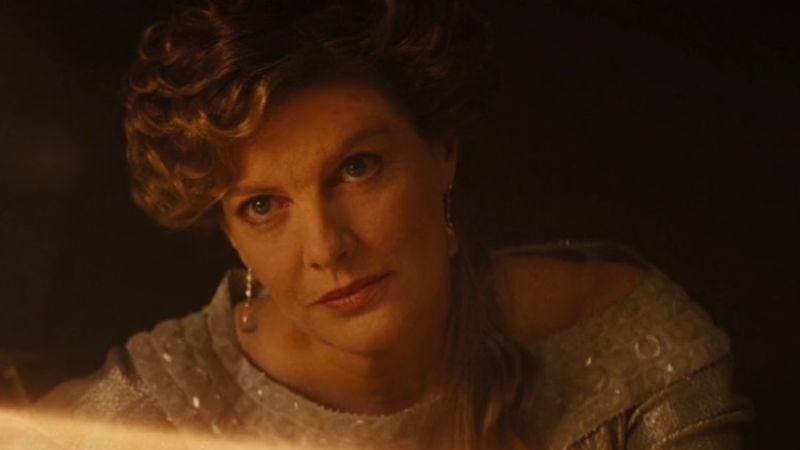 Rene Russo as Frigga in Thor