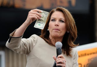 Illustration for article titled Bioethicist Bets Michele Bachmann $10,000 She's Wrong About HPV