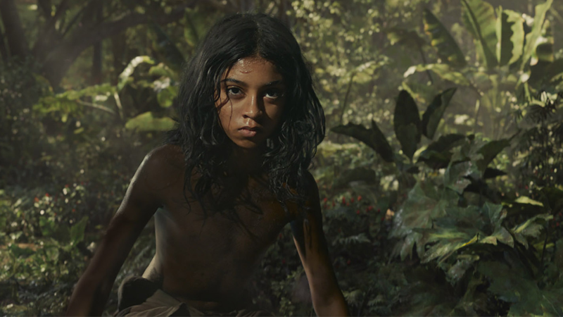 Mowgli (Rohan Chand) is torn between worlds in Andy Serkis' take on The Jungle Book