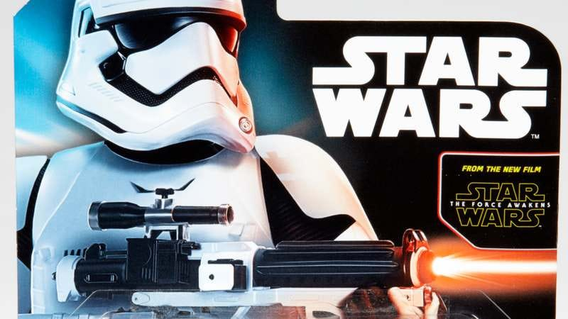 Illustration for article titled The new Star Wars toys are here! The new Star Wars toys are here!