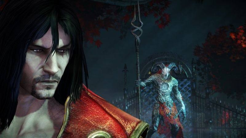 Illustration for article titled Castlevania: Lords Of Shadow 2 is as confused as its hero