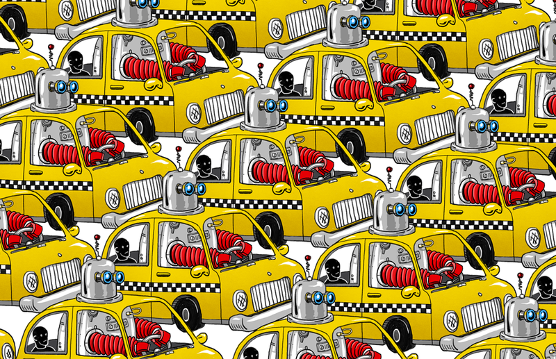Illustration for article titled The Little-Known Robot Taxi That Could Outrun Google and Uber