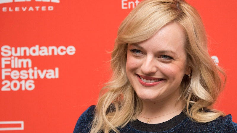 Illustration for article titled Elisabeth Moss Will Star in an Adaptation of Margaret Atwood'sThe Handmaid's Tale