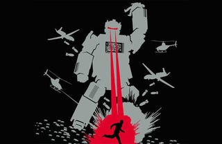 Illustration for article titled Robots Are Getting Their Own World War Z