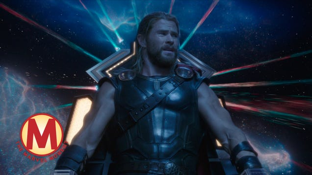 "Thor: Ragnarok inventively put the ""universe"" into Marvel Cinematic Universe"