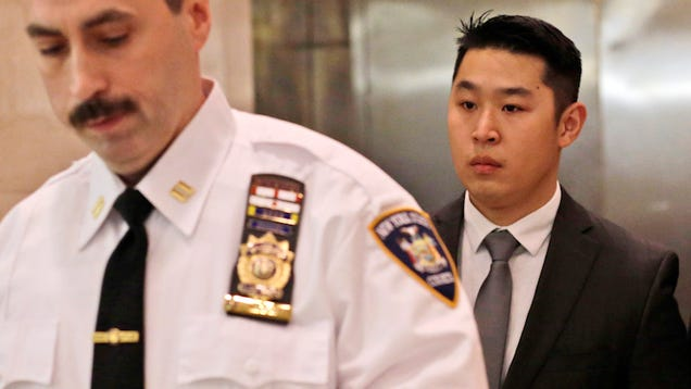NYPD Cop Found Guilty of Manslaughter in Akai Gurley Stairwell Shooting Death