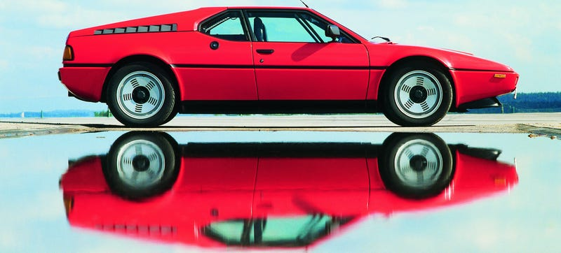 Illustration for article titled Your Ridiculously Awesome BMW M1 Wallpaper Is Here