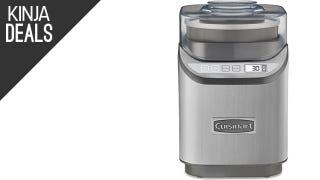 Make Your Own Ice Cream in 20 Minutes With This Discounted Cuisinart