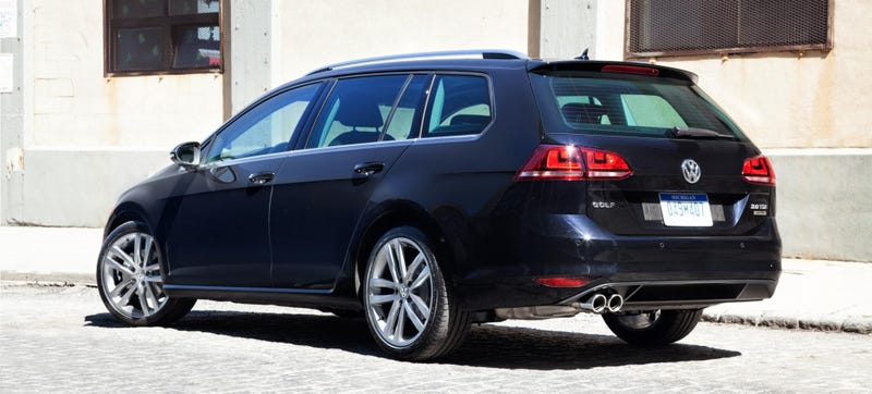 Illustration for article titled The 2015 VW Sportwagen Will Be Lighter And Cheaper Starting At $21,395
