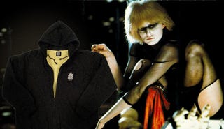 Illustration for article titled BladeRunner Kevlar Sweatshirt Is Cool, Won't Protect You Against Replicants
