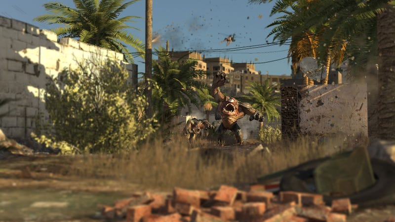 Illustration for article titled Serious Sam 3 Gives You 16 Player Co-op This Summer