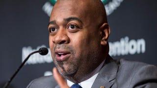 Newark, N.J., Mayor Ras BarakaAndrew Burton/Getty Images