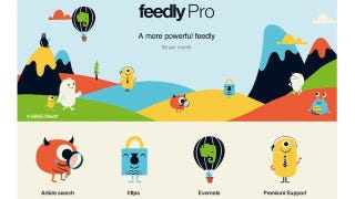 Illustration for article titled Feedly Unveils Feedly Pro, Offers Improved Search, Security, and More