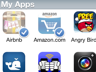 Illustration for article titled Bump 2.4 Shares Your App Recommendations with Fellow iPhone Owners