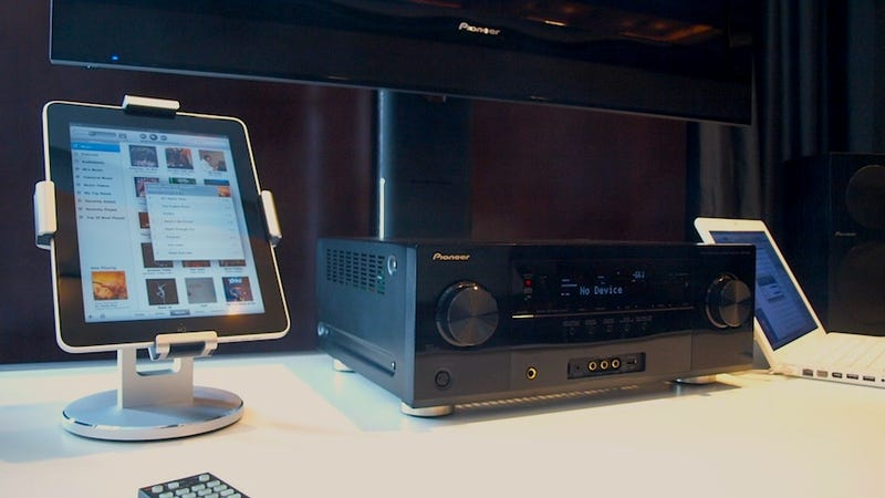 Pioneer Makes an Airplay-Friendly A/V Receiver You Can Actually Afford