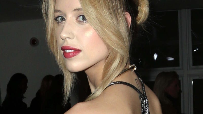 Illustration for article titled Peaches Geldof Dead at 25