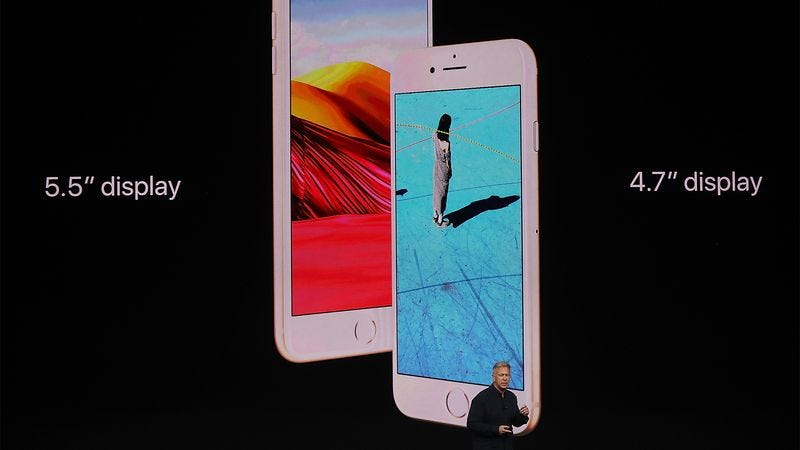 Illustration for article titled Features Of The New iPhone 8
