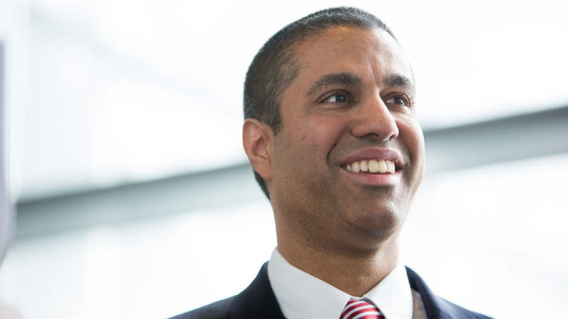 Comcast and Verizon Want Ajit Pai's FCC to Block States From Passing Own Internet Laws
