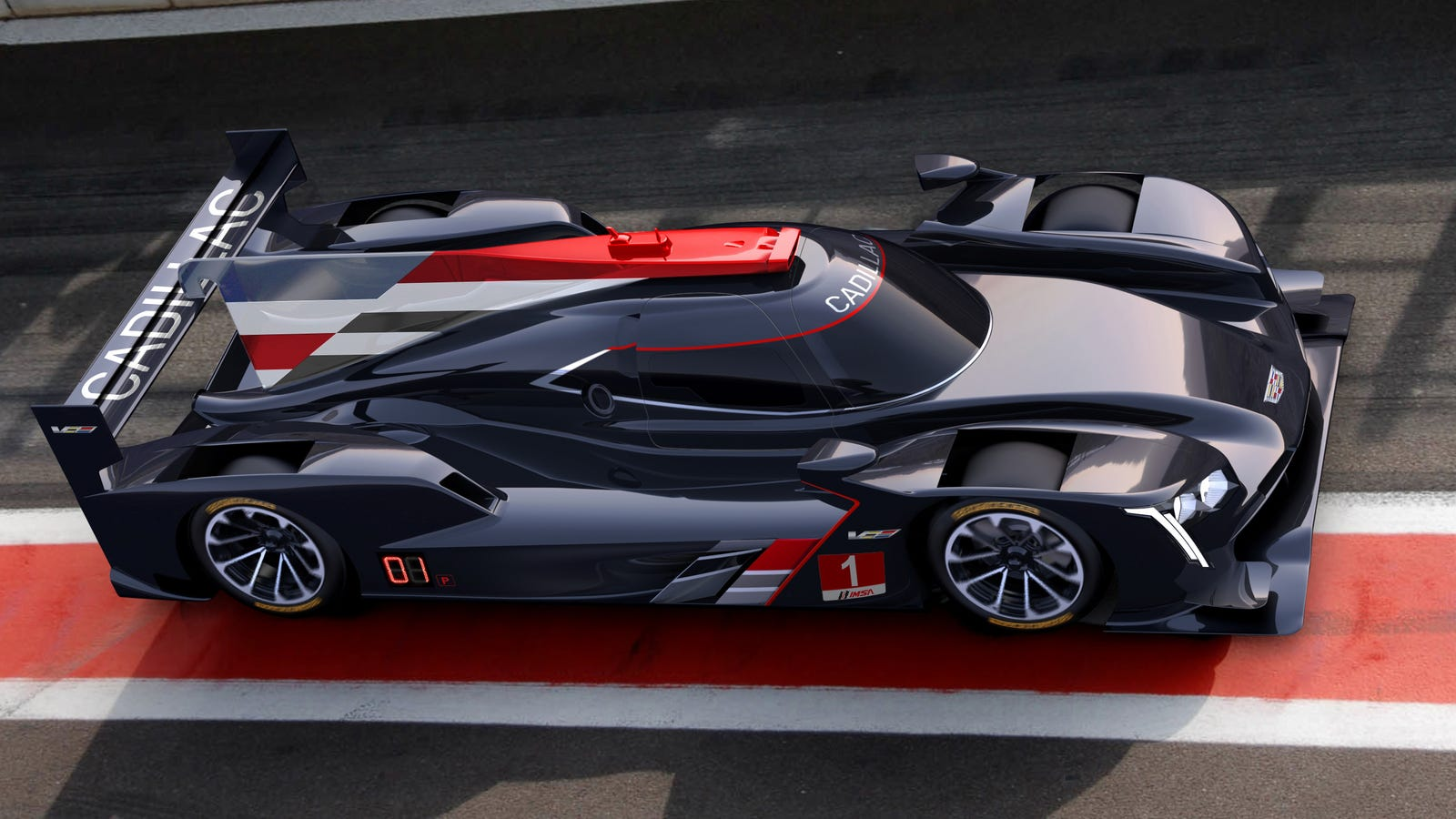 This High Tech Race Car Is Not Your Grandma S Cadillac