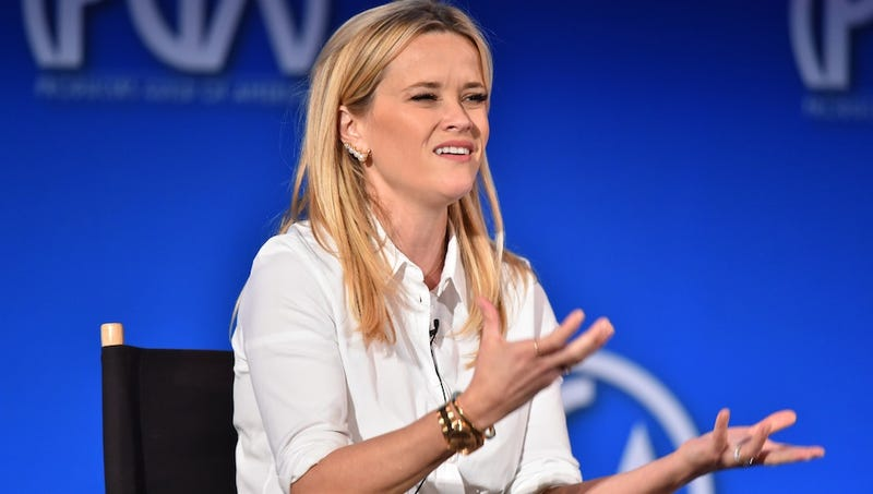Illustration for article titled Reese Witherspoon's Wall St Comedy Will Be Called Opening Belle.Gross.