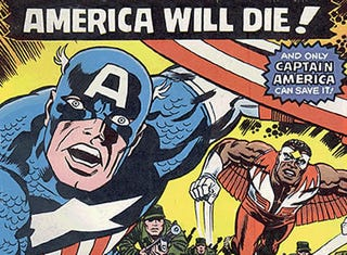 Illustration for article titled Is Obama The New Captain America?
