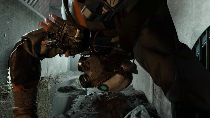 Illustration for article titled Valve Is 'Confident' Half-Life: Alyx Won't Be Delayed