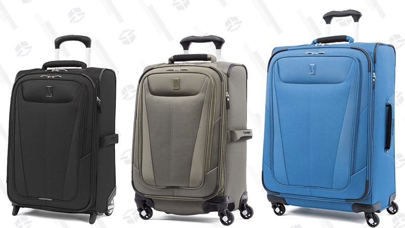 Illustration for article titled Travelpro's Lightest Suitcases Are Especially Light On Your Wallet Today