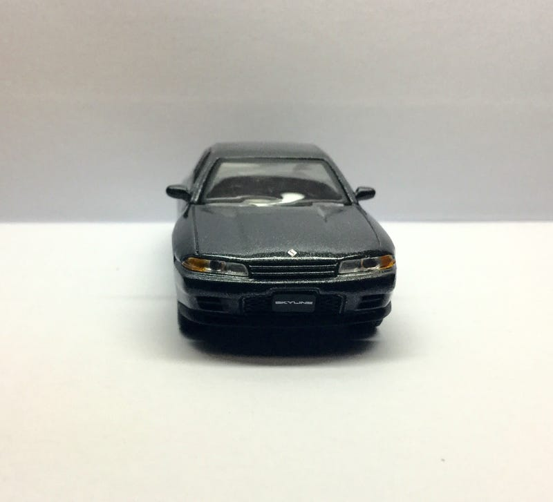 Illustration for article titled [Haul] yet another Kyosho Beads R32 Skyline GT-R...