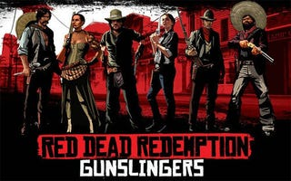 Illustration for article titled Red Dead Redemption Shoots You Right In The Facebook