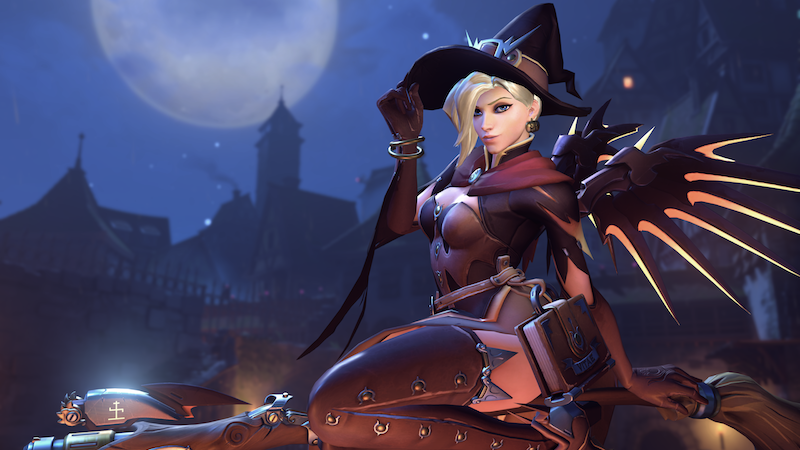 Overwatch Halloween Event Ends Early, Leaving Some Players Hanging
