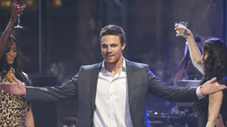 Image result for oliver queen rich
