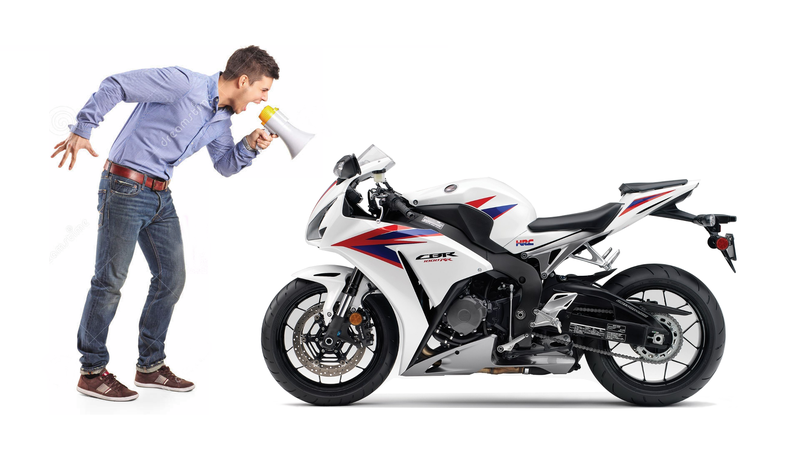 Illustration for article titled How to Convince Your First Motorcycle to Be a Terrible Parent