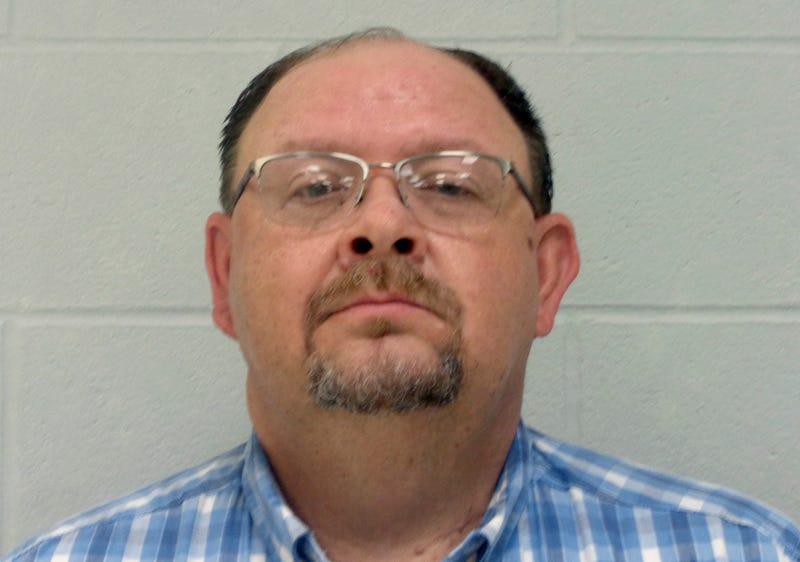 Garfield County, Okla., Sheriff Jerry Niles (AP Images)