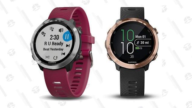 Garmin Forerunner 645 Music Smartwatch Falls to Shockingly Low $230