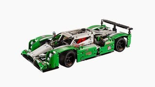 Illustration for article titled Lego Can Have All Our Money For This Amazing LMP1 Car