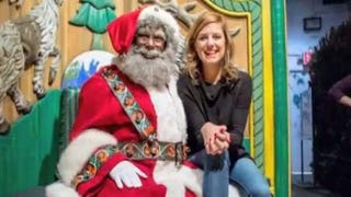 The hidden Black Santa at Macy's and Animal NY reporter Amy K. Nelsonyoutube